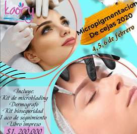 Micropigmentacion profesional