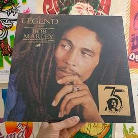 Lp Cd Bob Marley