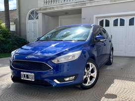 VENDO FORD FOCUS 2.0 170 CV SE PLUS