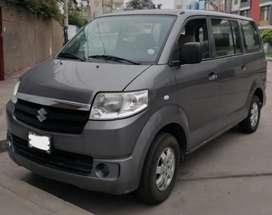 Suzuki APV 2014, 78000 km