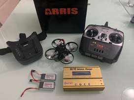 Arris X90 90mm Drone FPV RC Racing Drone Quadcopter