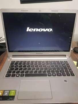 portátil  lenovo intel core i3 tactil laptop
