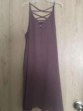 Hermoso vestido talla L
