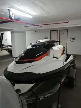 Sea Doo GTI 130 año 2012