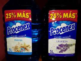 Desinfectante Procenex por 5 litros