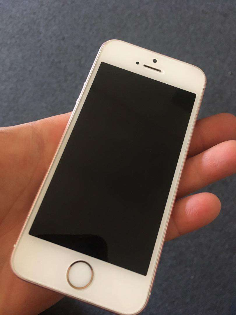 Iphone SE de 16gb 0