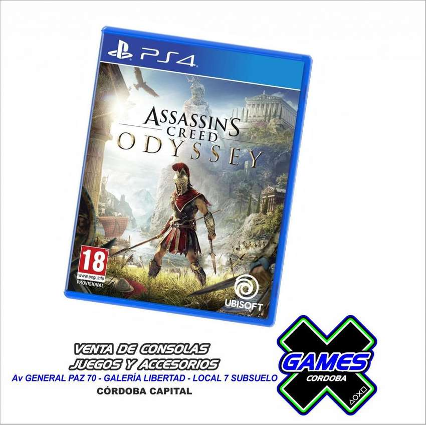 ASSASSIN'S CREED ODYSSEY 0