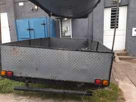 Vendo trailer grande