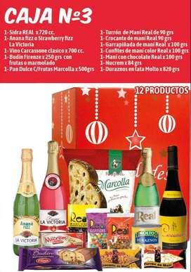 Cajas navideñas oferta x mayor ,8 modelos disponibles precio y calidad