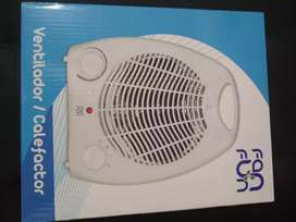 Abanico calefactor nuevo catalogo