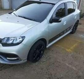 Vendo Renault Sandero RS 2.0 Única Mano.