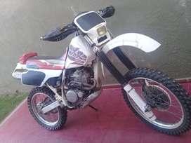 HONDA XR250R MOD 93