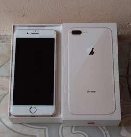 Iphone 8 plus 64 GB (negociable)