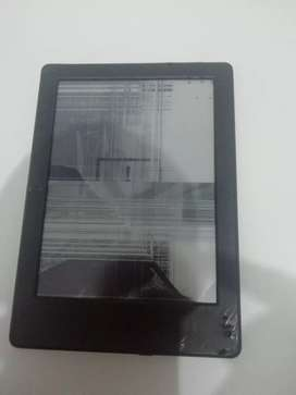 Lector de libros kindle Amazon 8th generacion Model. SY69JL. PARA REPUESTO