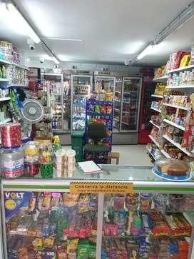Se vende tienda acreditada con potencial de aumentar ventas
