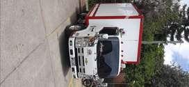 Vendo nhr luxury versión especial full equipo furgón de volumen 2017