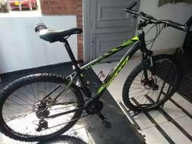 Bicicleta Gw Wolf buen precio