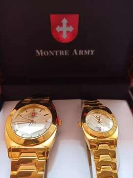 Reloj Montre Army