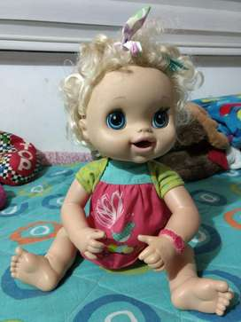 Baby Alive Come Hace Pipi