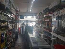 Cigarreria salsamentaria excelente ubicación buenas ventas. Por motivos de viajé