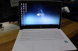 Hp 14 blanco corei3