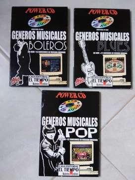 Cd's Generos Musicales