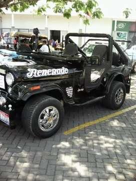 Jeep j5  1975
