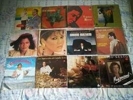 DISCOS de VINILO  LP 33rpm  60s 70s 80s, TODO el LOTE