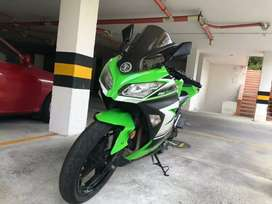 Vendo Kawasaki ninja 300