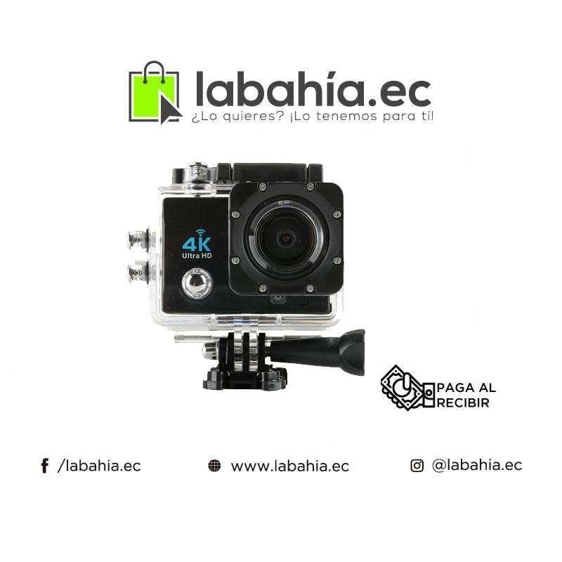 Camara Deportiva Go Action Cam Pro 4k Full Hd tipo Gopro 0