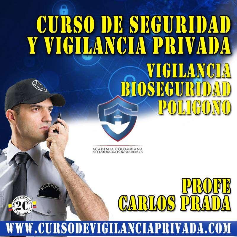 Cursos en Vigilancia privada y seguridad en Bogota