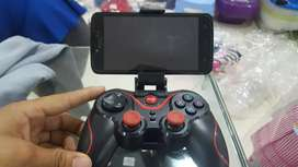Control de juegos para celular