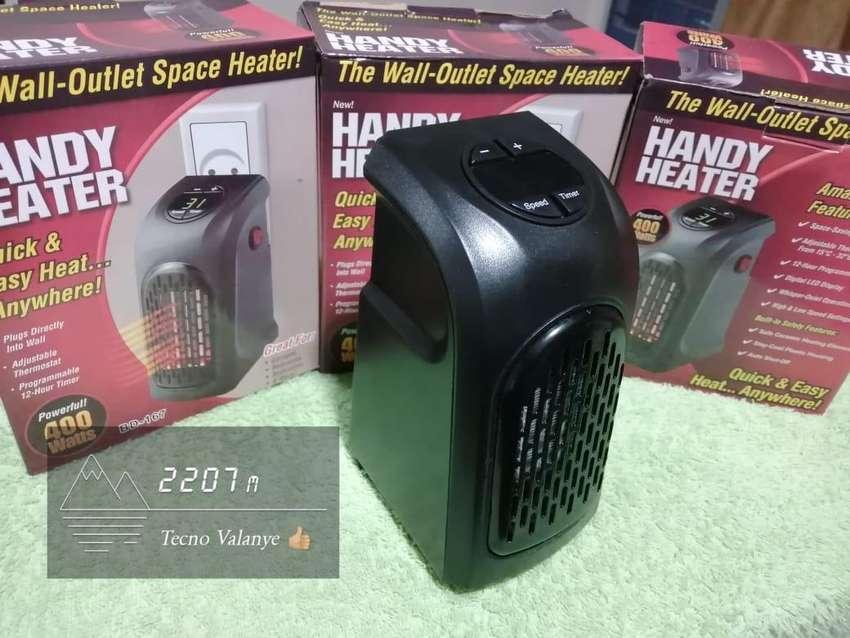 Calentador de ambiente ref BD 167  máx 32°c Voltaje 110 ~120..400w 0
