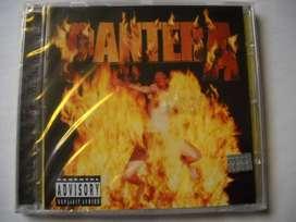 pantera reinventing the steel cd sellado