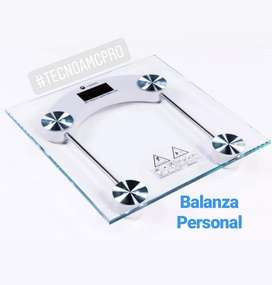 Balanza Digital Personal de Baño