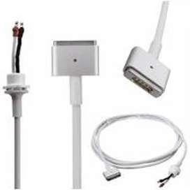 Cable Punta Reparar Cargador Magsafe terminal  L y T  Macbook Pro, Air