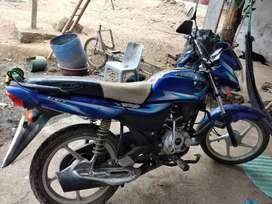 Vendo moto platina