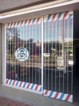 Barbería y Peluquería exelente ubicación