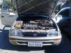 Vendo un vehiculo reparado el motor con matricula 2020