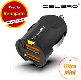 Micro Cargador de carga rapida EL MAS PEQUEÑO DEL MUNDO