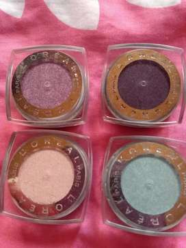 Vendo sombras LOREAL PARIS INFALLIBLE