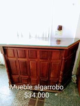 mueble algarrobo