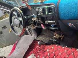 camioneta Toyota año 2005 en buen estado el monto a pedir es negociable papeles en regla