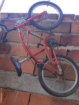Bicicleta para nene