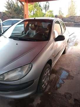 Vendo Peugeot 206 5 puertas con aire