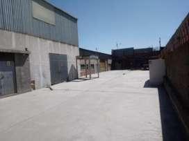 Alquiler local industrial 2000 m2 Pachacutec