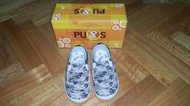Zapatillas Tipo Panchas Nuevas