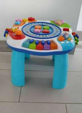 mesa de juegos para bebe de 0 - 3 años