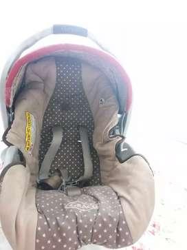 Silla carro bebe economico marca GRACO