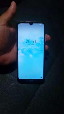 Huawei Y6 2019 imei original 32GB y huella